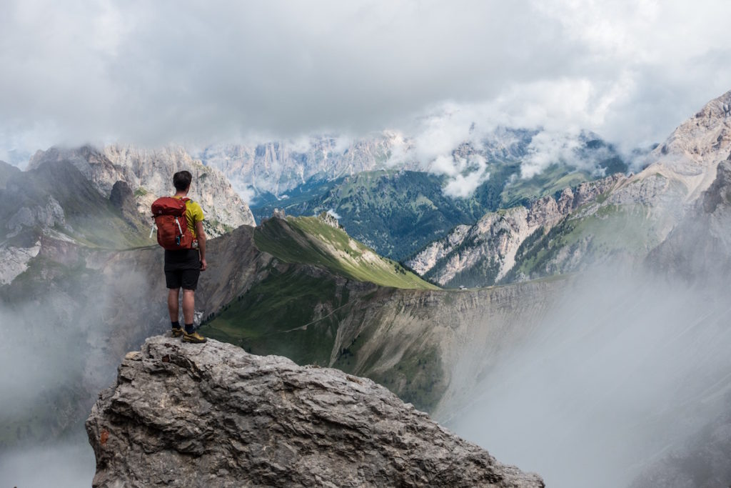 se detendre a la montagne
