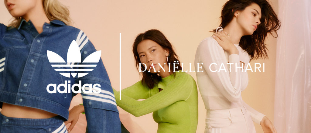 Adidas x Daniëlle Cathari