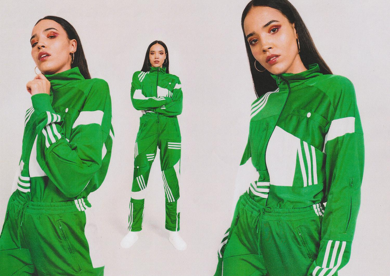 Danielle Cathari Adidas tracksuit