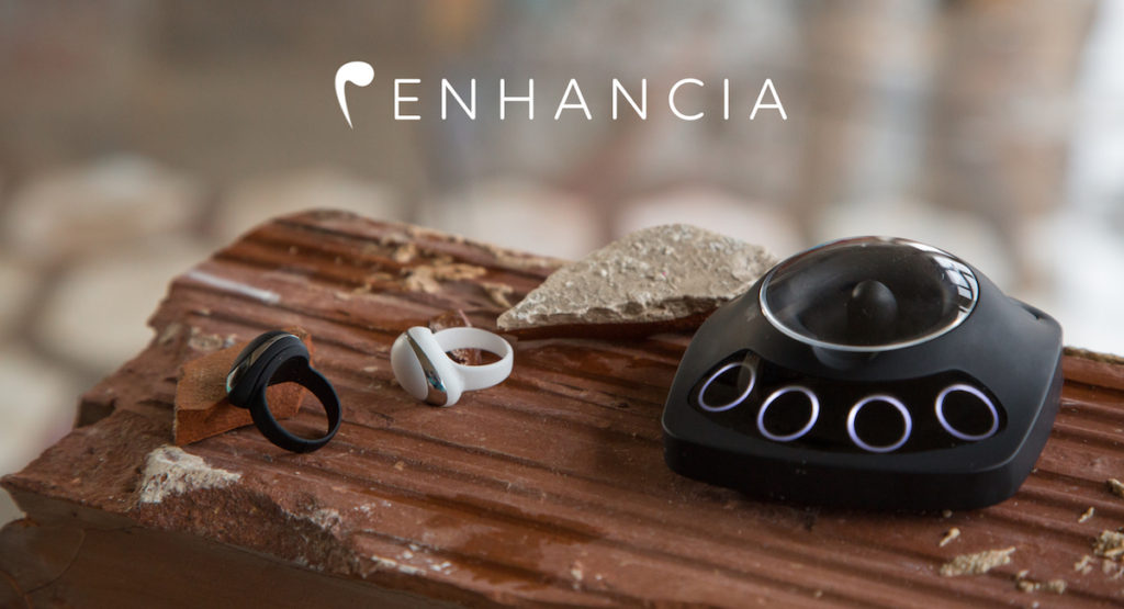 enhancia connected ring