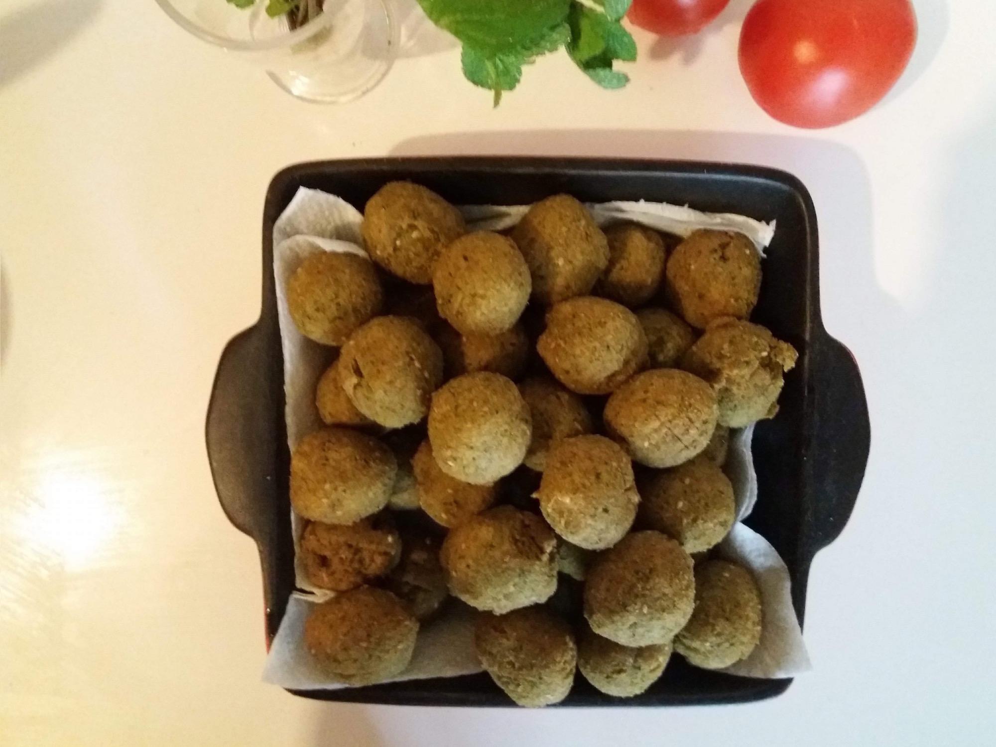 falafel maison