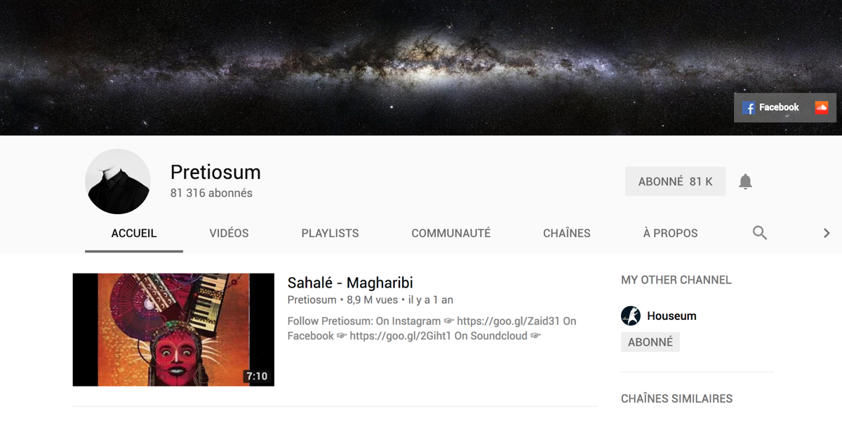 youtube pretosium