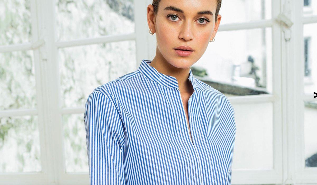 Marie Marot chemise Mary