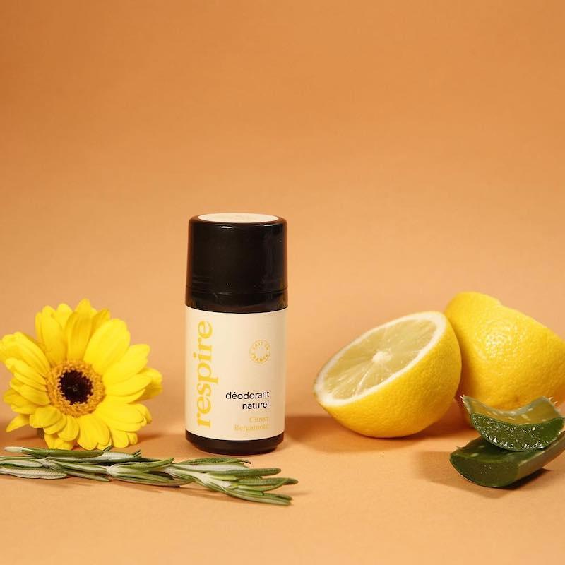 Respire deodorant naturel