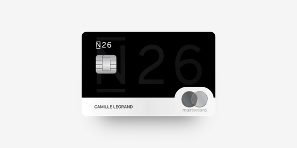N26 offre black
