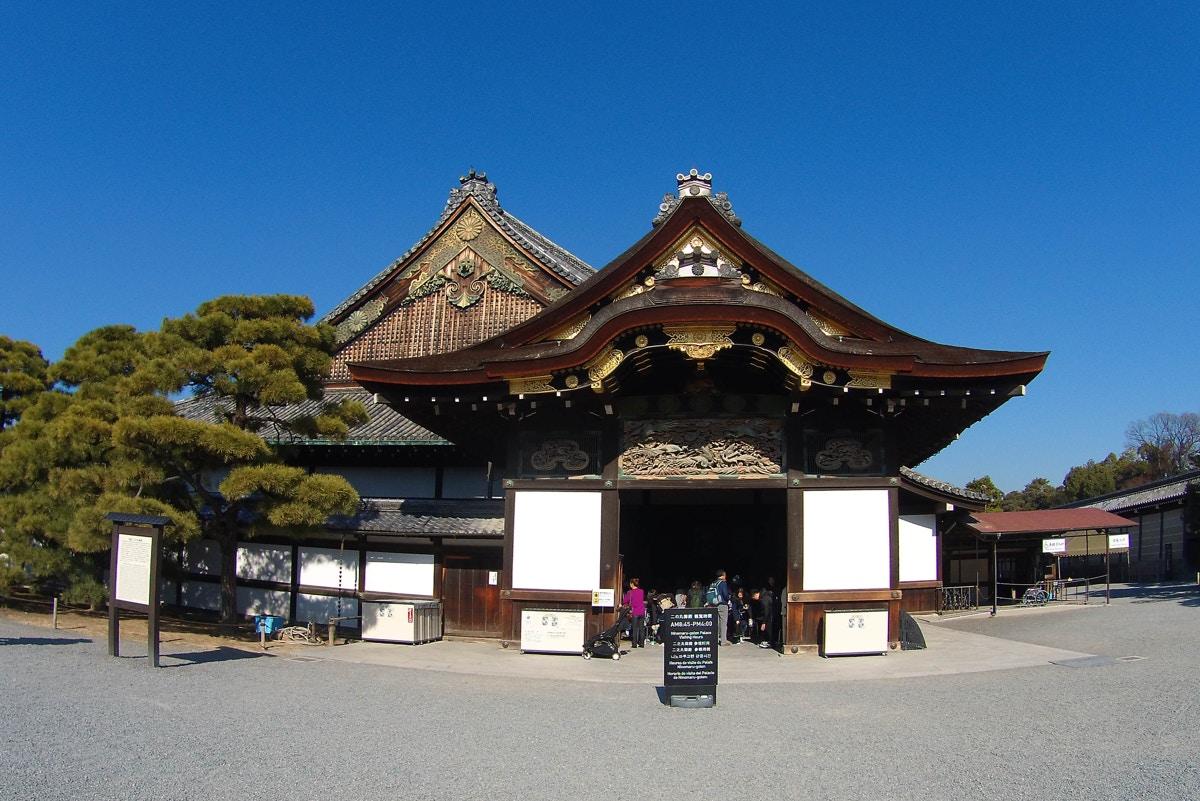 Chateau Nijo-Jo Kyoto