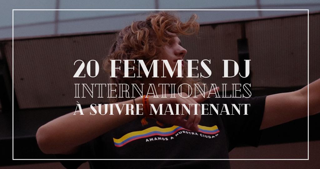 Femmes DJ internationales