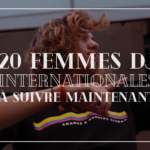 Femmes DJ internationales