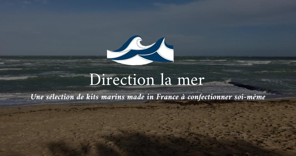 direction la mer