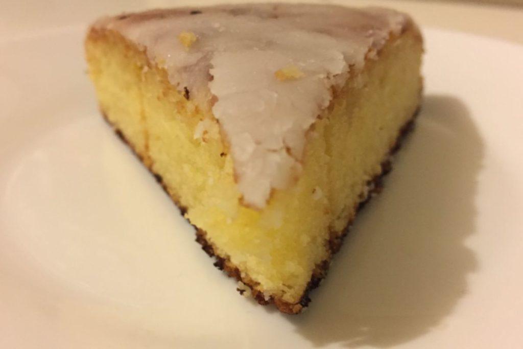 Part d'un gâteau nantais
