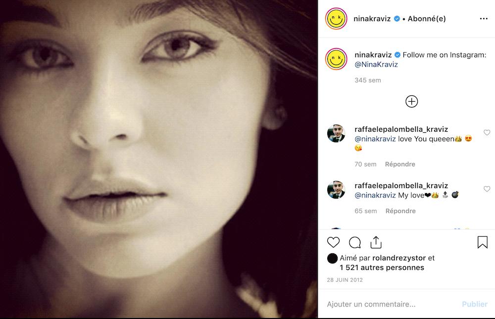 Nina Kraviz Instagram