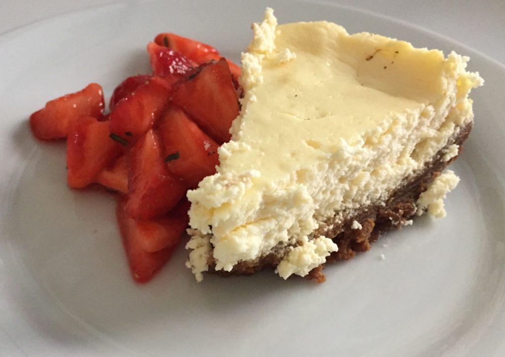 Cheesecake recette facile