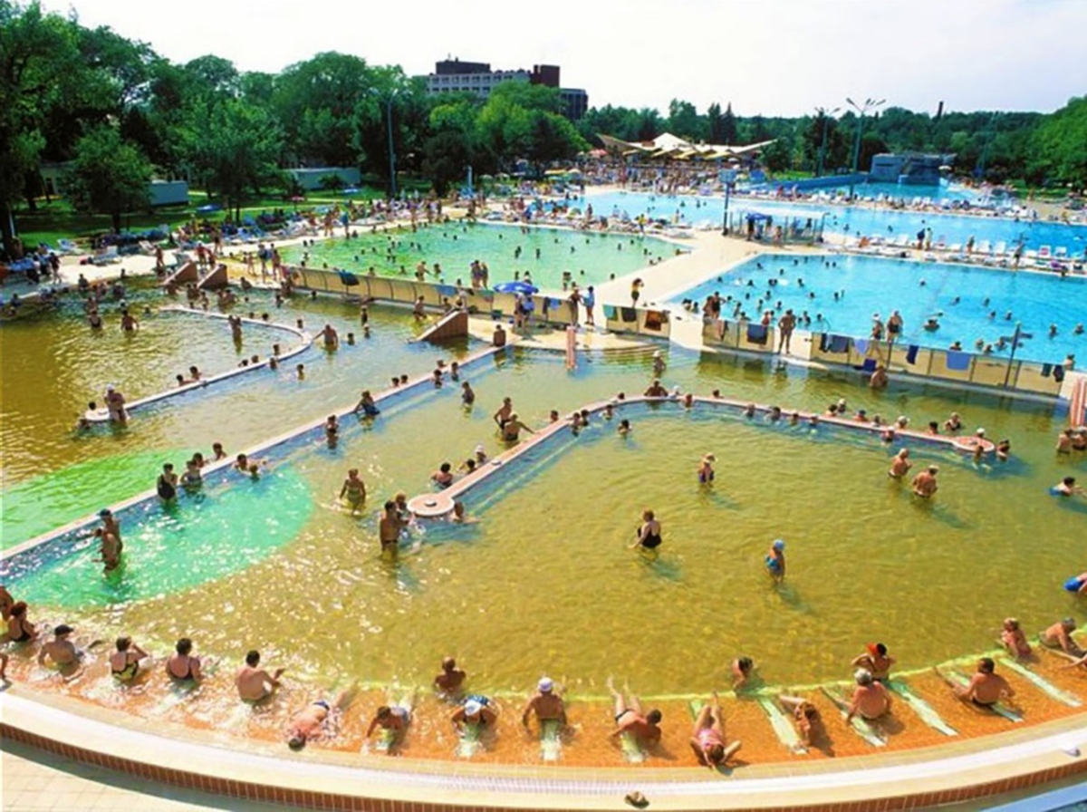 hongrie plus grand spa thermal europe