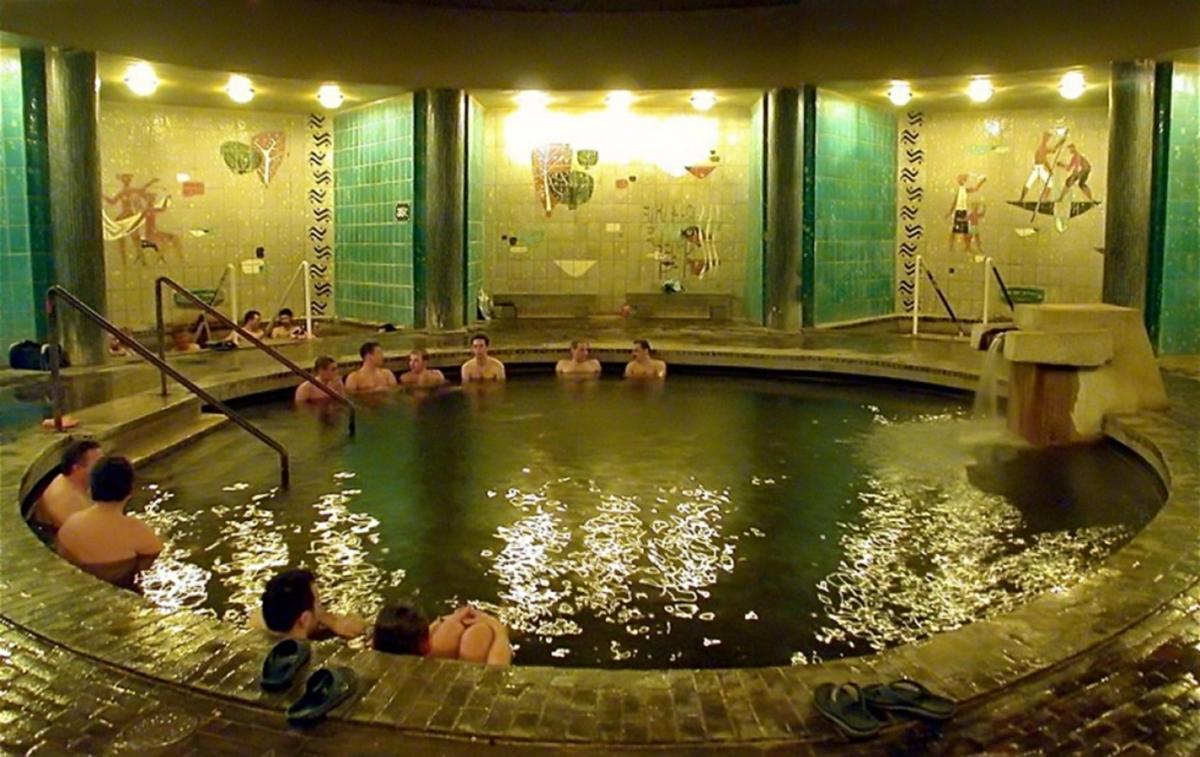 bain turc hongrie