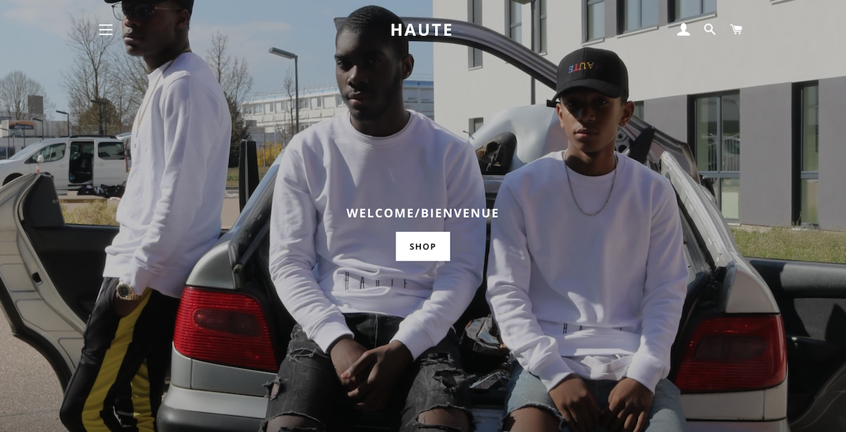 haute clothing