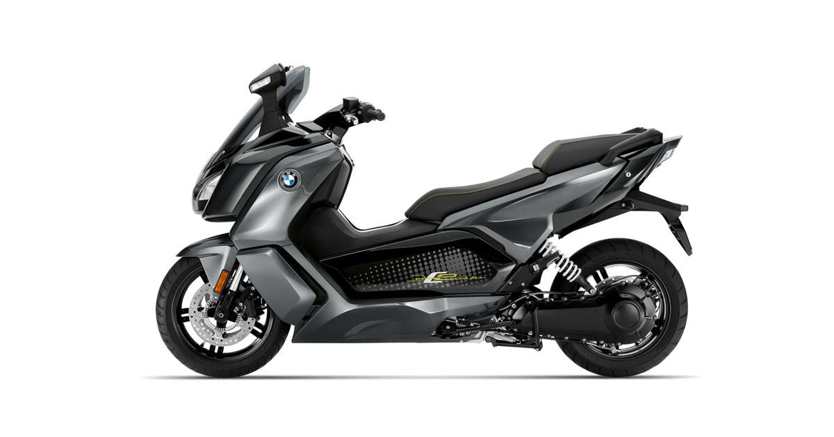 Scooter électrique BMW C Evolution