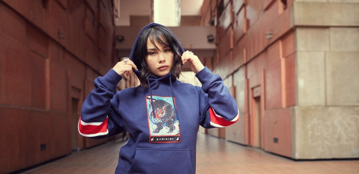 Yoko clothing Squeezie