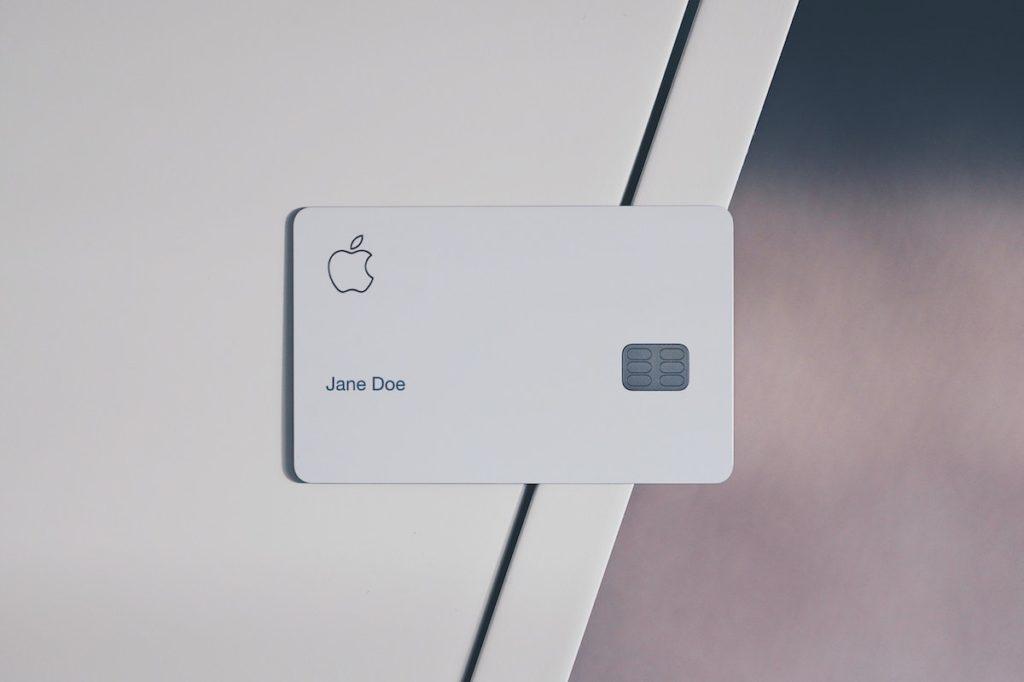 Apple Card banque