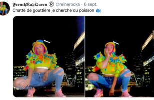 Rocka french Rap Queen