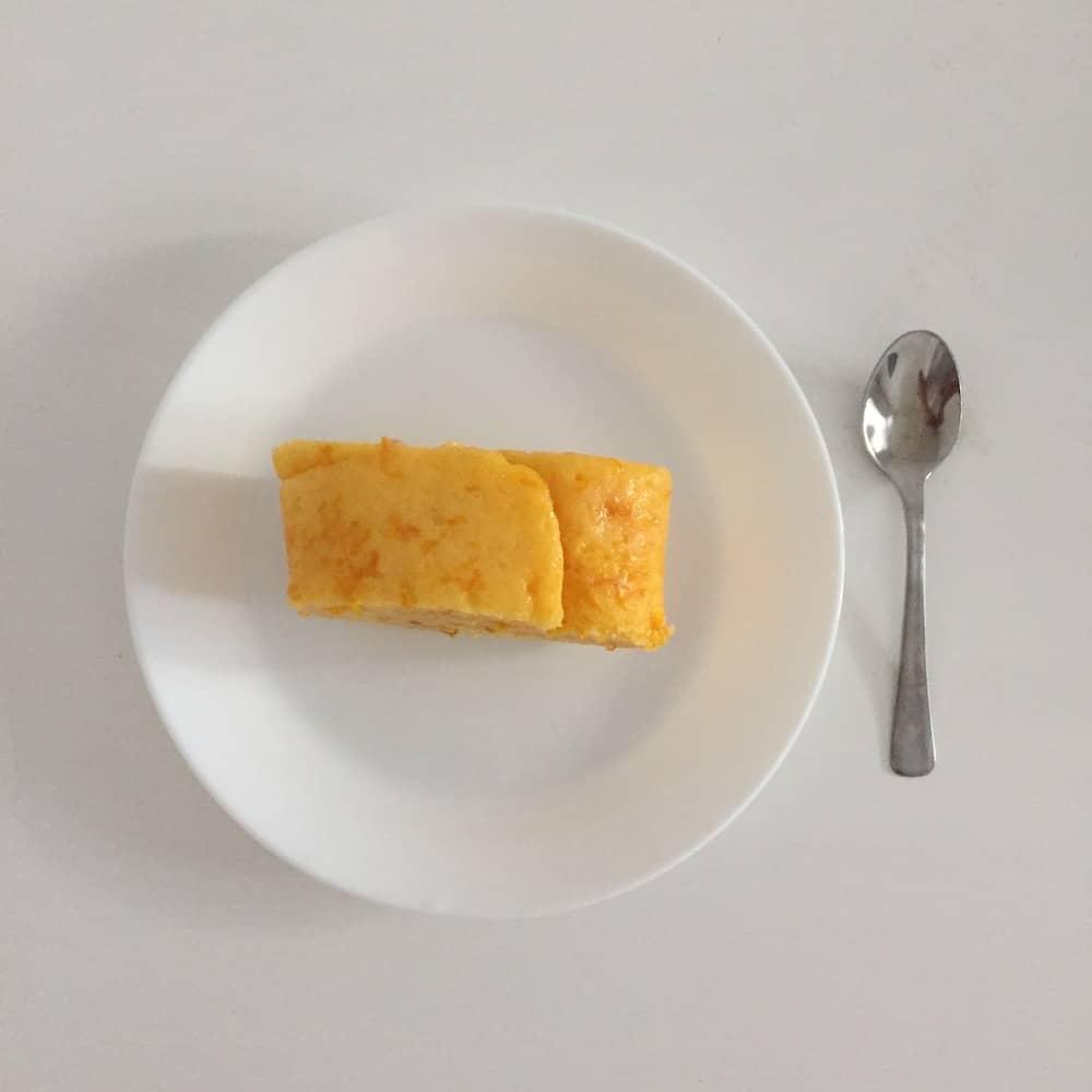 roule orange portugais recette simple et facile