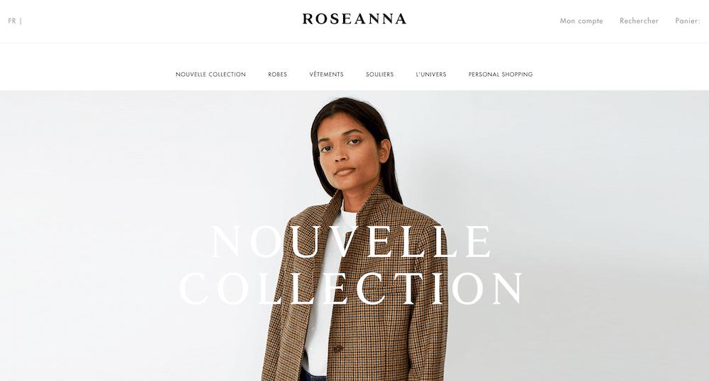 Roseanna Paris vestons souliers