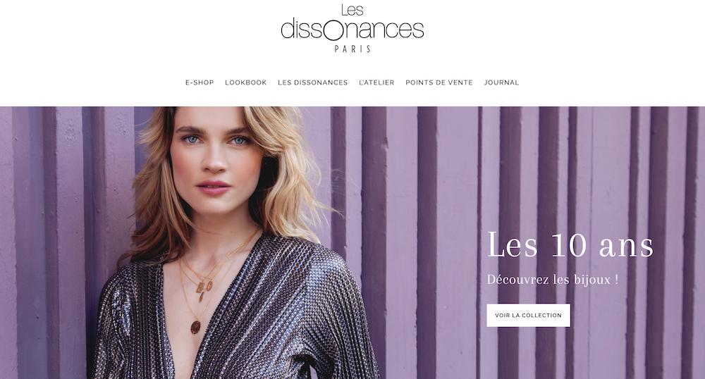 Les Dissonances joaillerie Paris