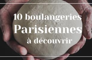 Paris : boulngeries de quartier et pâtisserie à découvrir