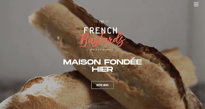 Boulangerie de Paris, The French Bastards